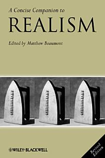 A Concise Companion to Realism Book