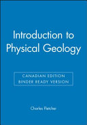 Introduction to Physical Geology Book