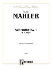 Symphony No. 1 in D Major: For Advanced Piano Duo/Duet (1 Piano, 4 Hands), Issue 1