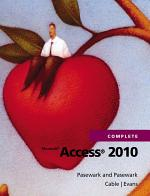 Microsoft Access 2010 Complete