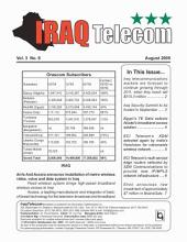Iraq Telecom Newsletter