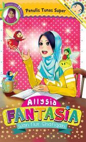 Tunas Super: Allysia Fantasia