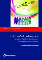 Fostering Skills in Cameroon PDF