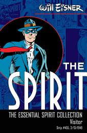 The Spirit #455