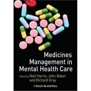 Medicines Management in Mental Health Care PDF