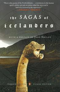 The Sagas of the Icelanders Book