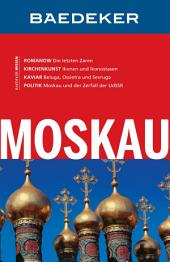 Baedeker Reiseführer Moskau: Ausgabe 13