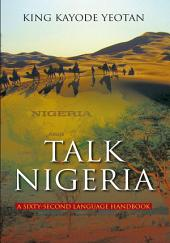 Talk Nigeria: A 60-Second Language Handbook