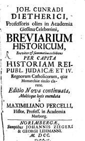 Breviarium historicum