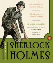 The New Annotated Sherlock Holmes: The Complete Short Stories: The Adventures of Sherlock Holmes and The Memoirs of Sherlock Holmes (Non-slipcased edition) (Vol. 1) (The Annotated Books)