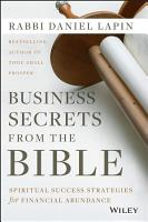 Business Secrets from the Bible PDF