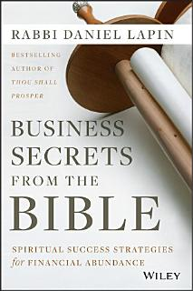 Business Secrets from the Bible Book