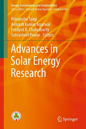 Advances in Solar Energy Research PDF