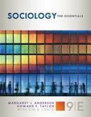 Sociology  The Essentials