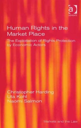 Human Rights in the Market Place PDF