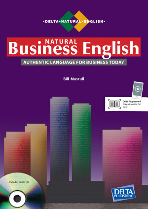 Delta Natural Business English B2 C1  Coursebook with Audio CD