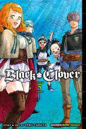 Black Clover, Vol. 5: Light