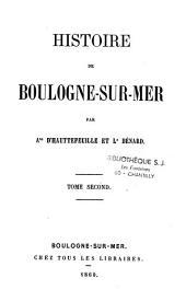 Histoire de Boulogne-sur-Mer