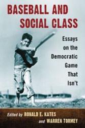Baseball and Social Class PDF