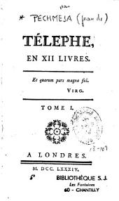 Télephe, en XII livres