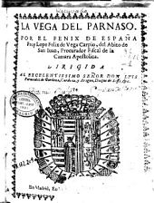 La Vega del Parnaso