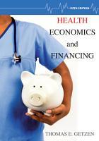 Health Economics and Financing PDF