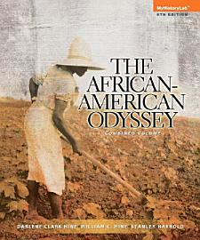 The African American Odyssey  Combined Volume