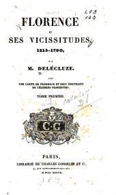 Florence et ses vicissitudes, 1215-1790: Volume2