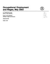 Occupational employment and wages: Volume 16, Issue 2