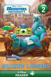 Monsters University: Scaring Lessons: A Disney Read Along