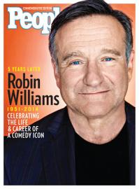 PEOPLE Robin Williams