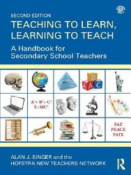 Teaching To Learn Learning To Teach PDF