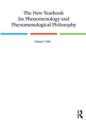 The New Yearbook for Phenomenology and Phenomenological Philosophy