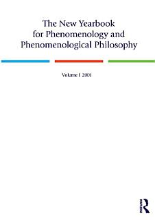 The New Yearbook for Phenomenology and Phenomenological Philosophy Book