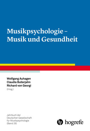 Musikpsychologie    Musik und Gesundheit