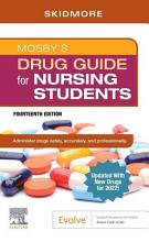 Mosby s Drug Guide for Nursing Students with 2022 Update   E Book PDF