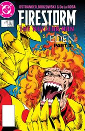 Firestorm: The Nuclear Man (1987-) #78