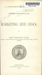 Marketing Live Stock
