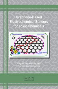 Graphene Based Electrochemical Sensors for Toxic Chemicals