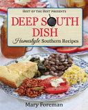 Deep South Dish Book