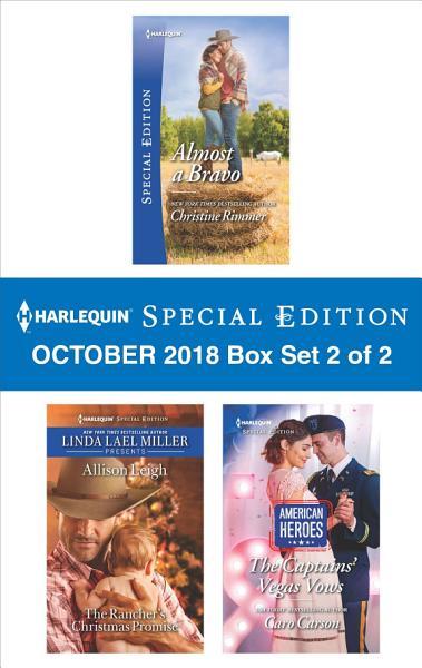 Harlequin Special Edition October 2018 Box Set 2 Of 2