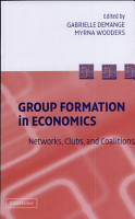 Group Formation in Economics PDF