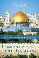 Companion to the Old Testament PDF