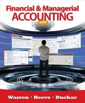 Financial & Managerial Accounting: Edition 11
