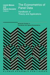 The Econometrics of Panel Data: Handbook of Theory and Applications