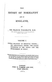 The History of Normandy and of England