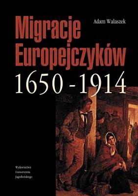 Migracje Europejczyk  w 1650   1914 PDF