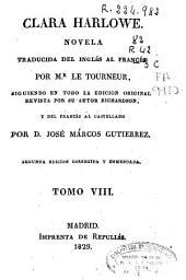 Clara Harlowe: novela, Volumen 8