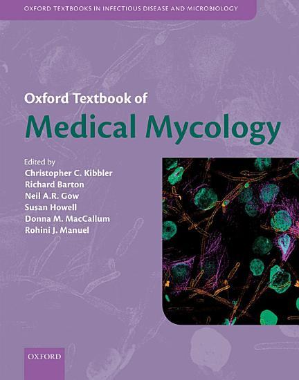 Oxford Textbook of Medical Mycology PDF