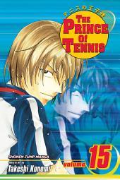 The Prince of Tennis, Vol. 15: The Sadaharu-Kaoru Pair
